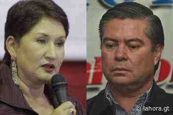 Juzgado admite a Thelma Aldana como querellante en el caso contra Mario Estrada - La Hora - La Hora