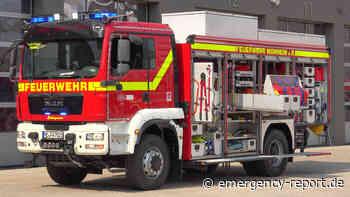 09.06.2021 - Monheim - Der neue Rüstwagen der Feuerwehr Monheim am Rhein - Emergency-Report.de
