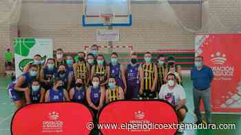 Antiguas Alumnas de Guadalupe y Villafranca, campeones del Torneo Diputación de Badajoz - El Periódico de Extremadura