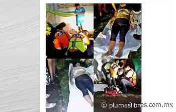 La joven María Guadalupe fue golpeada por su pareja hasta quedar inconsciente en Medellín - plumas libres