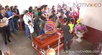 Sepultan a Cindy Guadalupe, joven encontrada sin vida en Taretan - Notivideo