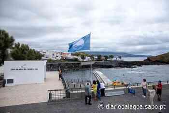 Bandeira Azul hasteada nas zonas balneares do concelho de Ponta Delgada – Diário da Lagoa - Diário Digital