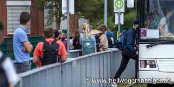 Volle Schulbusse von Holzwickede nach Unna sorgen für Unverständnis - Hellweger Anzeiger