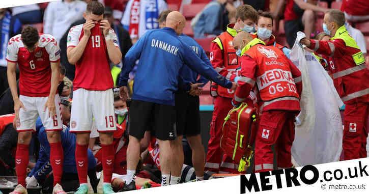 Christian Eriksen 'was gone' after suffering cardiac arrest, reveals Denmark team doctor