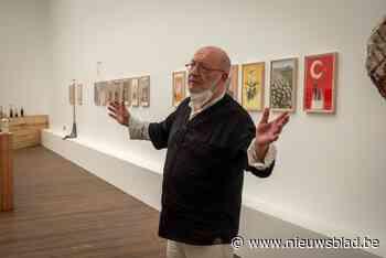 Kunstenaar en politiek cartoonist GAL stelt tentoon in Cultuurcentrum