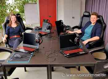 E-Sport-Hub in der Gardelegener Bibliothek: Erstes Online-Gaming-Turnier in Rocket League am bundesweiten Digitaltag - Volksstimme