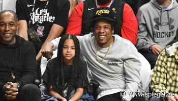 Rapper über das Vatersein: Jay-Z hat für seine Tochter schwimmen gelernt - DER SPIEGEL