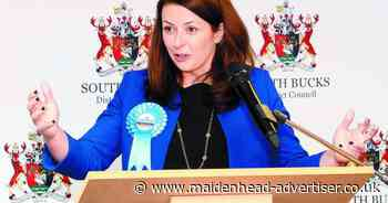 MP Joy Morrissey expresses 'shock' over proposed boundary changes in Beaconsfield - Maidenhead Advertiser