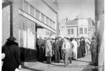 BC Liquor Stores toast a century of good spirits – Ladysmith Chronicle - Ladysmith Chronicle