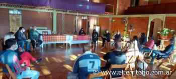 Reunión para evaluar el sector turístico en San Ignacio - EL TERRITORIO