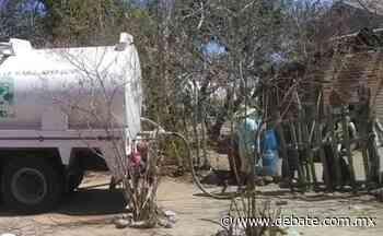 Llama Jumapasi a cuidar el agua ante sequía severa que azota en San Ignacio - Debate