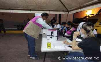 Elecciones 2021: Continúan llegando paquetes electorales al Consejo Municipal de San Ignacio - Debate