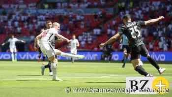 Live! 1:0! Sterling bringt England gegen Kroatien in Führung