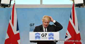 Boris Johnson refuses to rule out delaying lockdown easing by more than a month