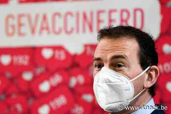 Wouter Beke: 'België is snelst vaccinerende land van EU'