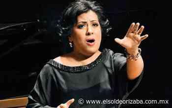 Soprano María Katzarava apoya a estudiantes de ópera - El Sol de Orizaba