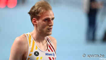 Sterke Eliott Crestan soleert in Brussel naar olympisch ticket op de 800m - sporza.be