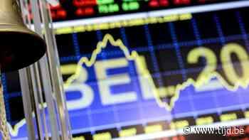 Euronext Brussel: vastgoed en financials remmen Bel20 af - De Tijd