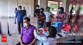 Over 1.53 cr vaccine doses still available with states, UTs; 4 lakh more to be delivered in 3 days