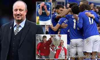 Rafa Benitez to Everton: A move which would divide a club and a city