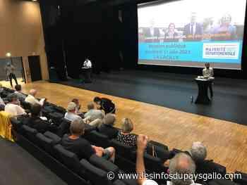 Départementales 2021. Guer: en direct la réunion publique à La Gacilly - Les Infos du Pays Gallo