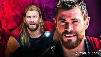 Thor 4: Chris Hemsworth Has Shared BTS Love And Thunder Image - Ukraine Business Journal