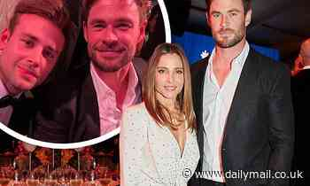 Chris Hemsworth opens up about 'incredible' charity event - Daily Mail