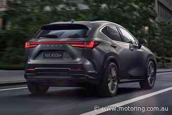 All-new Lexus NX revealed