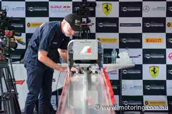 Aussies on podium at F1 in Schools world finals