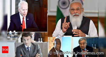 G7 leaders appreciated India's engagement, PM Modi's interventions: MEA