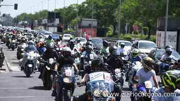 Centenares de motos recorren Córdoba para exigir mayor seguridad vial - Diario Córdoba
