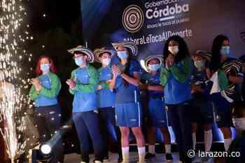 Córdoba lanzó programa para fortalecer los semilleros de deportistas de alto rendimiento - LA RAZÓN.CO