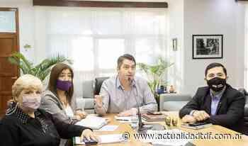 Río Grande se suma a la red de municipios por los Derechos Humanos - Actualidad TDF