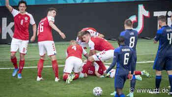 EM 2021: Christian Eriksens Zusammenbruch war das bestimmende Thema in den Medien nach dem Spiel Dänemark gegen Finnland - RTL Online