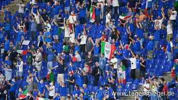 Von Tor zu Tor: Ich wollt', ich wär' im Stadion - Tagesspiegel