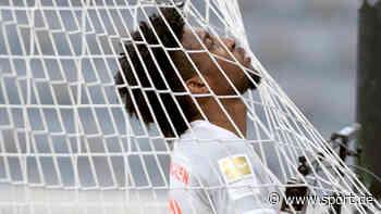 Medien: Kingsley Coman vom FC Bayern enttäuscht - sport.de