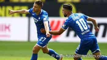 Medien: Kramaric will nach Italien - FussballTransfers.com