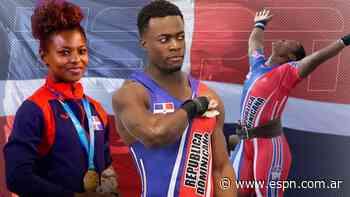 Pirón, Bonnat y Santana encabezan dominicanos clasificados en pesas para Juegos Olímpicos - ESPN