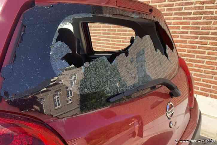 Verontwaardiging na vandalenstreken: verschillende wagens beschadigd