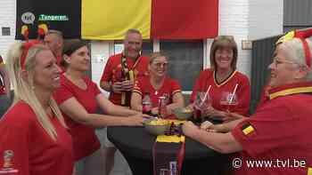 Rode Duivelsgekte in Tongeren - TV Limburg