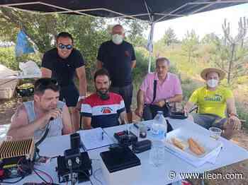Radioaficionados leoneses conectan desde Las Lomas con distintas partes de España y del mundo - ILEÓN.COM - ileon.com - Información de León
