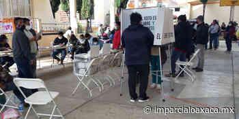 19 años después, Tlaxiaco instala el 100 % de casillas - El Imparcial de Oaxaca