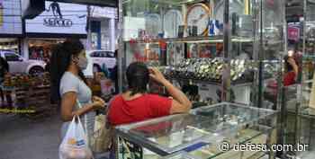 Dia dos Namorados aquece vendas no comércio de Feira de Santana - Defesa - Agência de Notícias