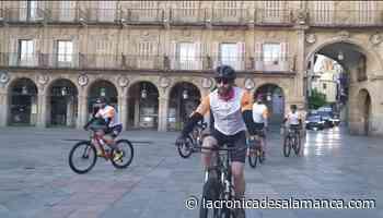 Dani Rovira pasa por Salamanca - La Crónica de Salamanca