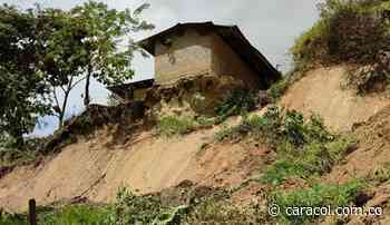 800 familias de la zona rural de Rovira están incomunicadas - Caracol Radio