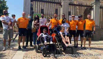 VÍDEO   El actor Dani Rovira llega a Zamora por una preciosa iniciativa: 'Mi princesa Rett' - Zamora 24 Horas