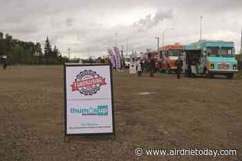 Airdrie food truck fair hosted in support of mental health - Airdrie Today