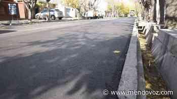 La calle Brandsen de Guaymallén se suma a la recuperación vial - Mendovoz