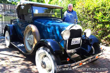 Me & My Car: TV's Allen Funt once owned Ford Model A now in Danville - The Mercury News