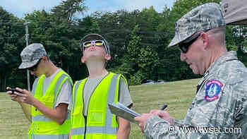 Danville Civil Air Patrol trains 7 new drone pilots - WSET